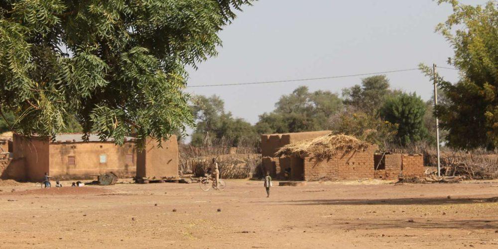 Un aspect du village