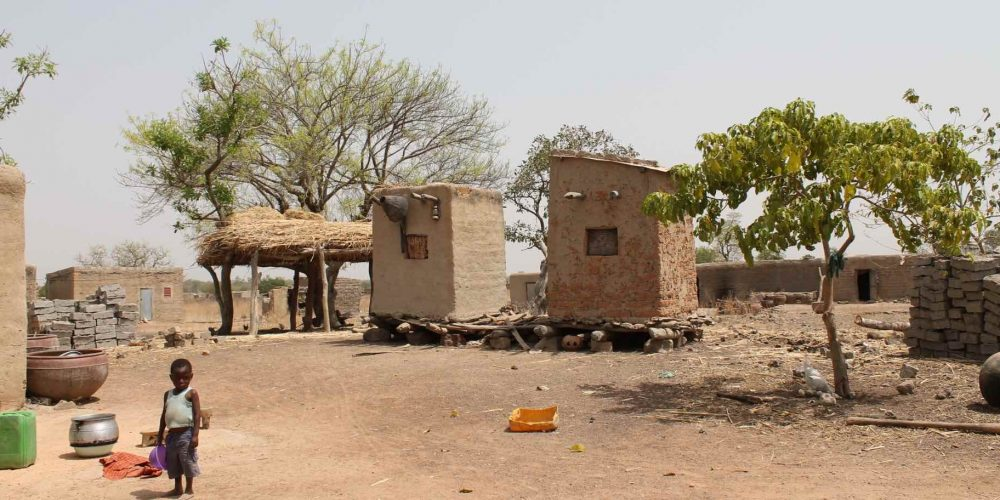Habitat au village