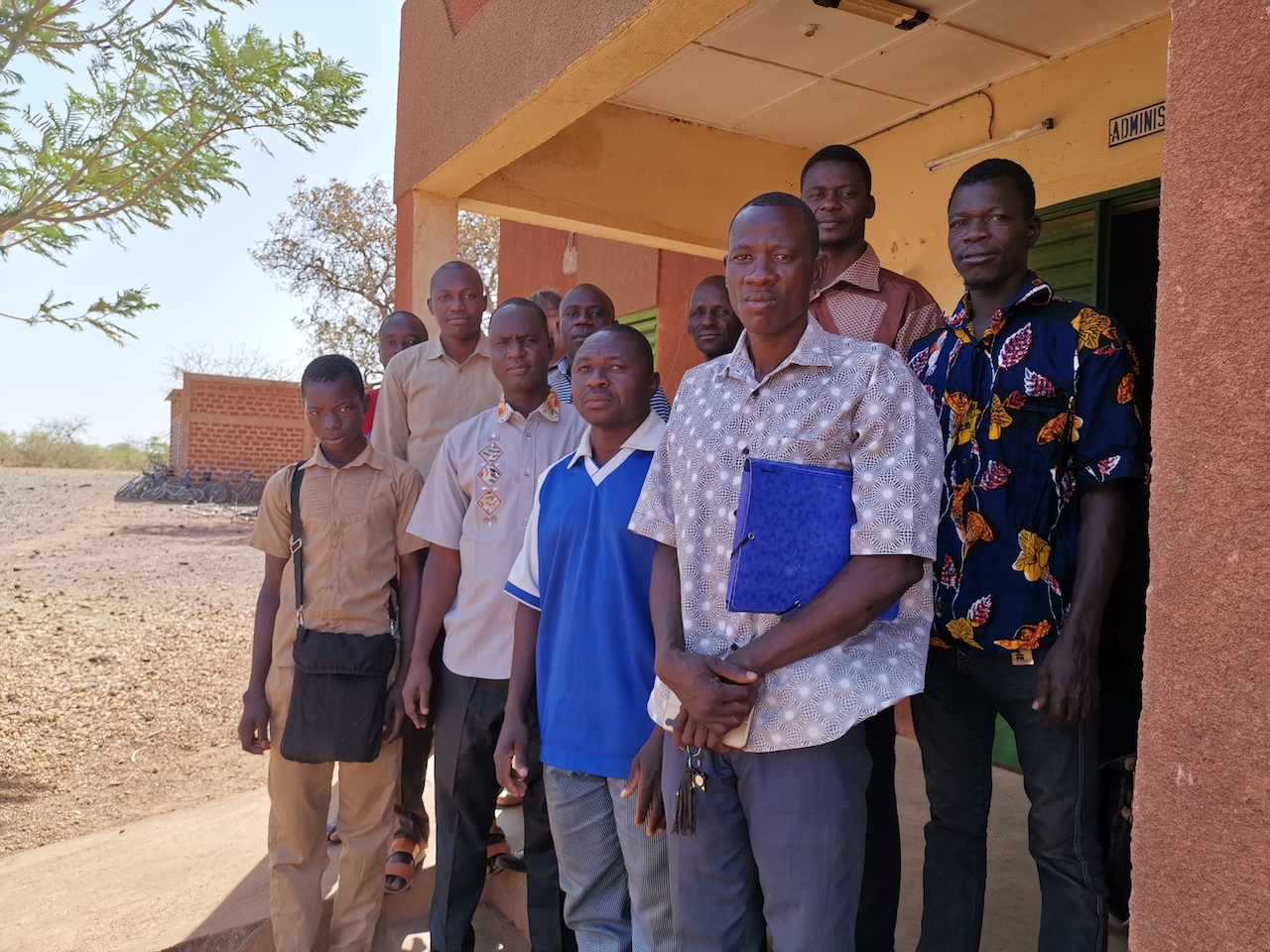 L'équipe pédagogique