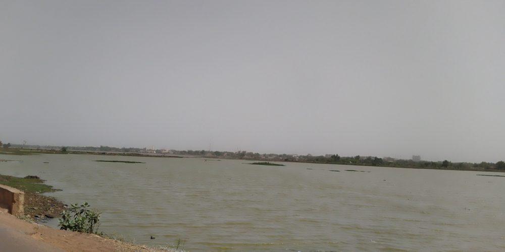 Lagune de Tanghin