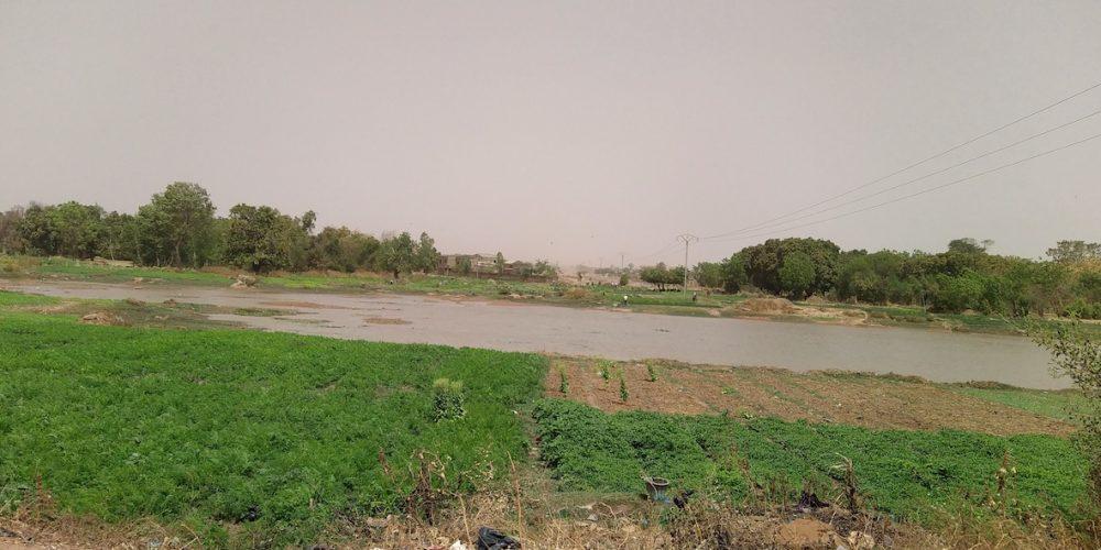 Barrage de Tanghin